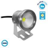 Προβολέας LED Κήπου 10W 12V 1000lm 35° Αδιάβροχο IP65 Ψυχρό Λευκό 6000k GloboStar 77389