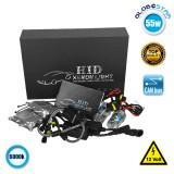 Σετ Φωτισμού Xenon Can Bus 55 Watt 12 Volt H3 Slim Ballast 6000k GloboStar 47391