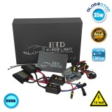 Σετ Φωτισμού Xenon 35 Watt H10 Slim Ballast 8000k GloboStar 62255
